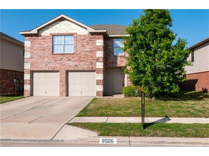 8505 Star Thistle Drive  Fort Worth, TX MLS# 13827178