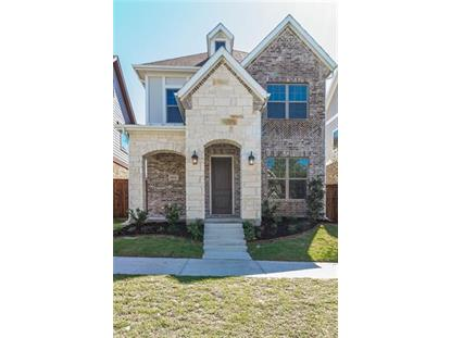 1816 Roundtree Circle W  Fort Worth, TX MLS# 13827477