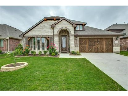 1412 Grackle Drive  Little Elm, TX MLS# 13833620