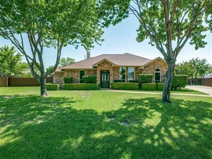 300 Fieldcrest Circle  Coppell, TX MLS# 13836726