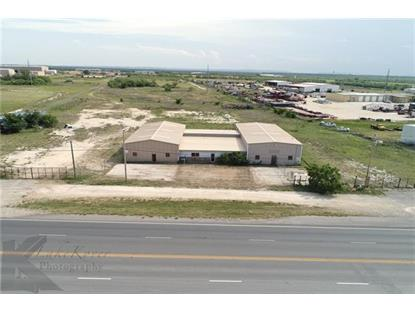 4901 E US Highway 80  Abilene, TX MLS# 13839131