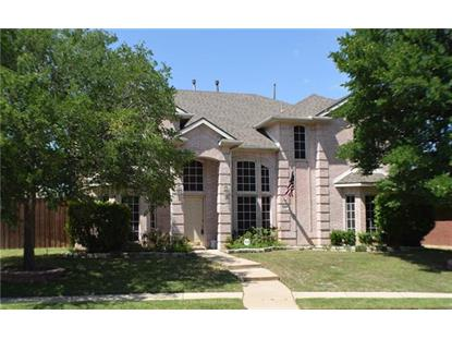 421 Preston Oaks Drive  Lewisville, TX MLS# 13841004