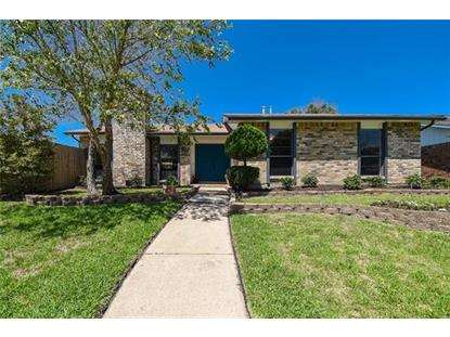 1827 Clear Creek Lane  Carrollton, TX MLS# 13843110