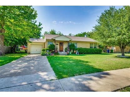 1509 Williams Drive  Garland, TX MLS# 13845050