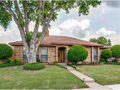 3108 Birch Drive  Carrollton, TX MLS# 13849168