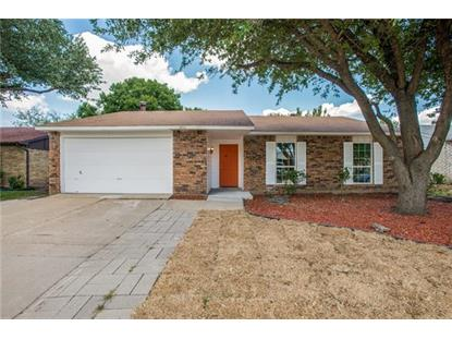 5433 Baker Drive  The Colony, TX MLS# 13853419