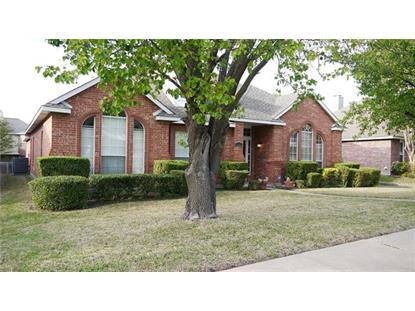 1441 Blackburn Lane  Plano, TX MLS# 13854983