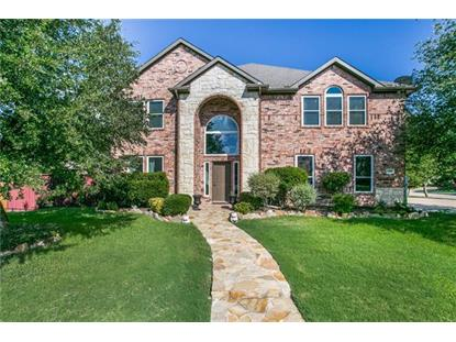 1900 Fountain Spray Drive  Wylie, TX MLS# 13872476