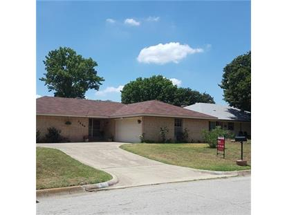 7528 Lisa Court  Fort Worth, TX MLS# 13872921