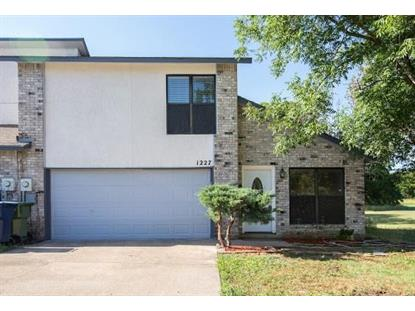 1227 Forest Cove Lane  Garland, TX MLS# 13873268