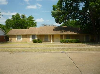 1207 Willow Creek Drive  Lancaster, TX MLS# 13885592