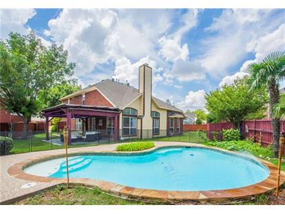 2505 Younger Court  Garland, TX MLS# 13887906
