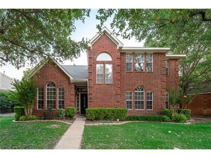 612 Lakewood Drive  Allen, TX MLS# 13900443