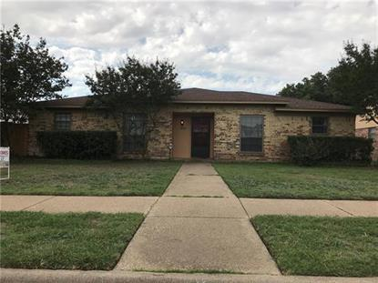 1406 Guildford Street  Garland, TX MLS# 13904070