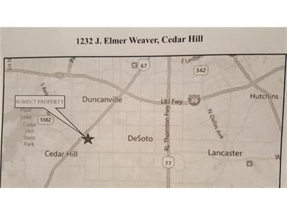 1230 N J. Elmer Weaver Freeway  Cedar Hill, TX MLS# 13916904