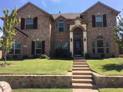 1744 River Run Drive  Desoto, TX MLS# 13917143