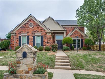 5301 Lookout Trail  Arlington, TX MLS# 13918137