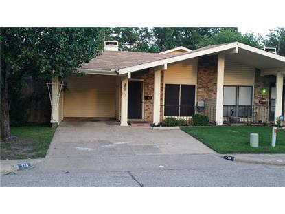 726 Intrepid Drive  Garland, TX MLS# 13921752