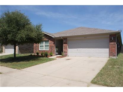 8817 King Ranch Drive  Cross Roads, TX MLS# 13924522
