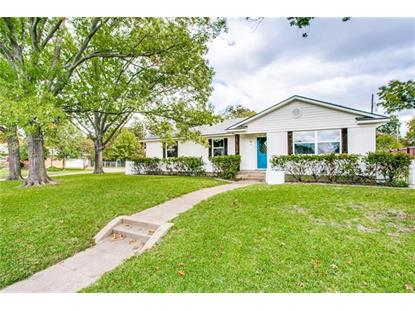 8118 Woodhue Road  Dallas, TX MLS# 13927232