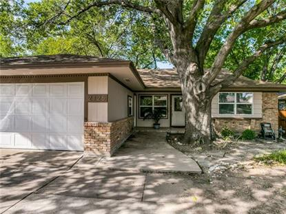 2125 Province Lane  Dallas, TX MLS# 13930550