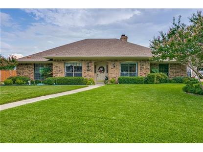4122 Fairlakes Court  Dallas, TX MLS# 13930678