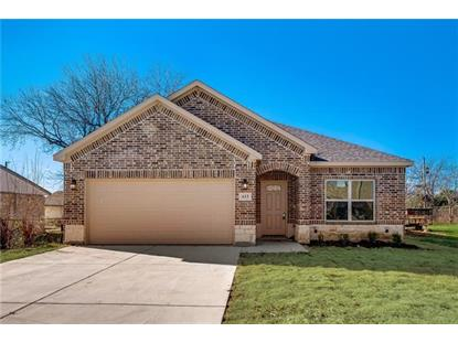 613 14th Street  Grand Prairie, TX MLS# 13935407