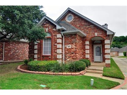 517 Chateau Trail  Arlington, TX MLS# 13939085