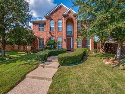 9516 Sean Drive  Frisco, TX MLS# 13939208
