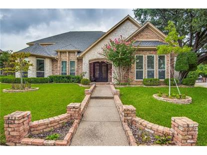 1209 Hillandale Court  Bedford, TX MLS# 13940379