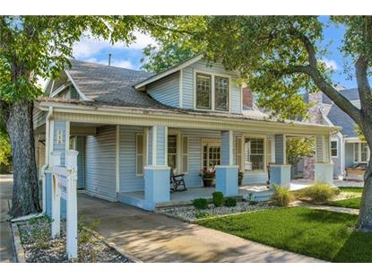 215 W College Street  Grapevine, TX MLS# 13945025