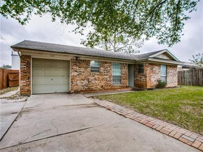 118 Bluebird Circle  Denton, TX MLS# 13950600