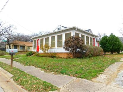 216 Maple Street  Denton, TX MLS# 13955353