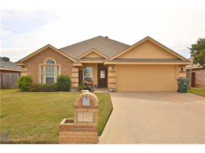841 Shallow Water Trail  Abilene, TX MLS# 13955588