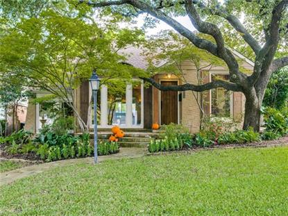 6918 Hammond Avenue  Dallas, TX MLS# 13957803