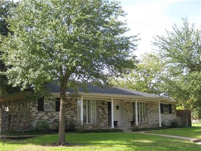 607 Bush Drive  Allen, TX MLS# 13958507