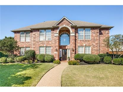 7608 Olive Branch Court  Plano, TX MLS# 13960486