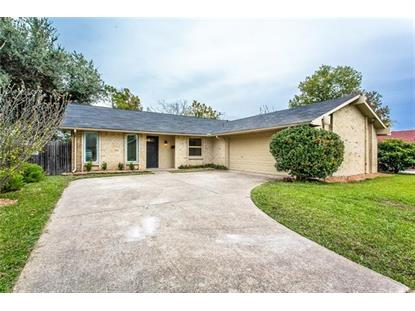 5014 Overcrest Drive  Garland, TX MLS# 13961336