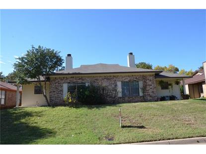 5206 Wild West Drive  Arlington, TX MLS# 13964833