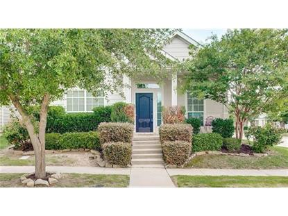 7617 Double Diamond Trail  McKinney, TX MLS# 13968172