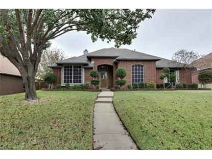 1714 Hillwood Drive  Mesquite, TX MLS# 13968576