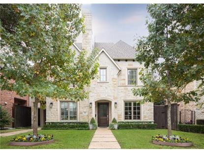 3441 Normandy Avenue  University Park, TX MLS# 13969451