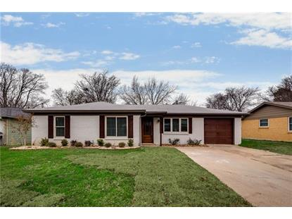1009 Billie Ruth Lane  Hurst, TX MLS# 13971755