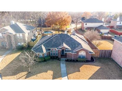 18 Monroe Court  Allen, TX MLS# 13975816