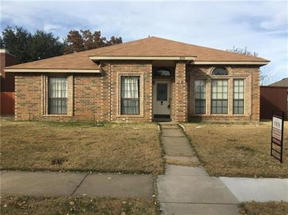 979 Downey Drive  Lewisville, TX MLS# 13977605