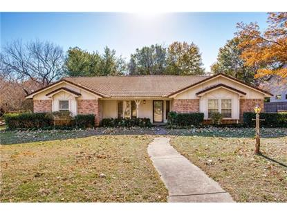 1621 Dorset Drive  Colleyville, TX MLS# 13980272
