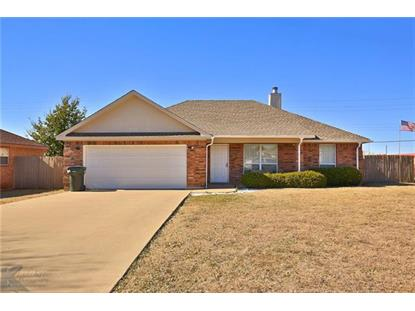 710 Chanticleers Lane  Abilene, TX MLS# 13980760