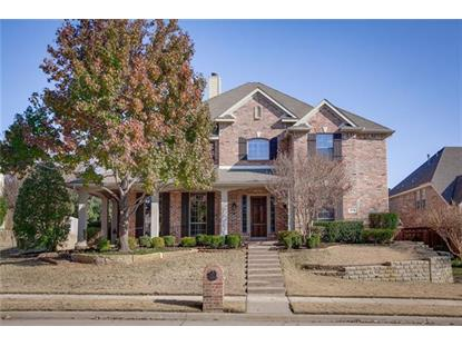 2604 Napier Lane  Flower Mound, TX MLS# 13981173