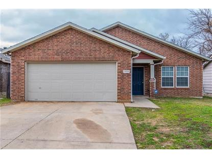 1834 Beaumont Street  Grand Prairie, TX MLS# 13981375