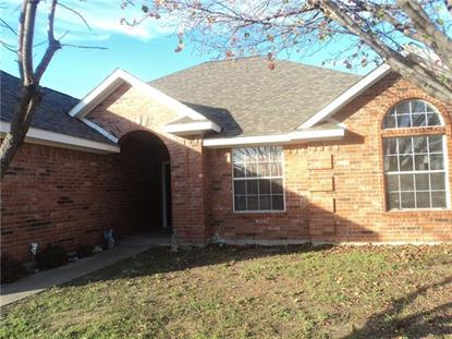 2506 Hillside Drive  Corinth, TX MLS# 13981815